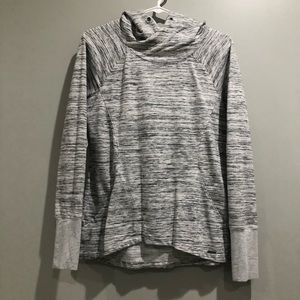 Gray Avalanche Hoodie